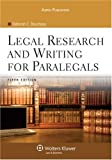 img - for Legal Research & Writing for Paralegals by Deborah E. Bouchoux (2008-06-17) book / textbook / text book