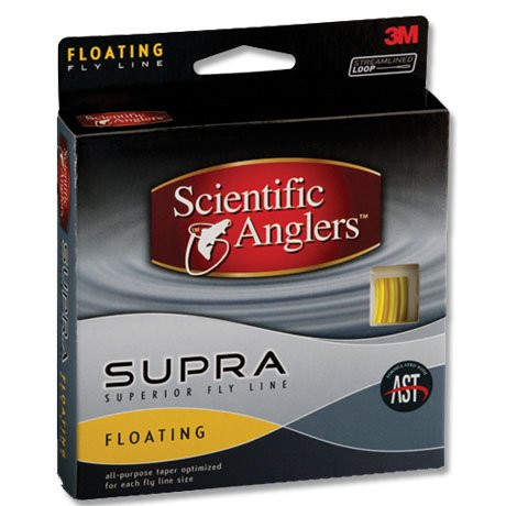 Scientific Anglers Supra Floating Fly Line, Sunrise (WF4F)