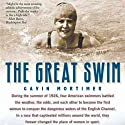 The Great Swim Audiobook by Gavin Mortimer Narrated by Randye Kaye