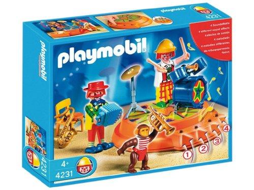 Jouet : Playmobil - 4231 - Playmobil  - Orchestre De Cirque