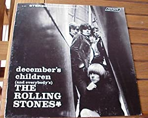 The Rolling Stones Decembers Children And Everybodys
