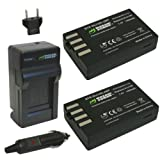 Wasabi Power Battery (2-Pack) and C