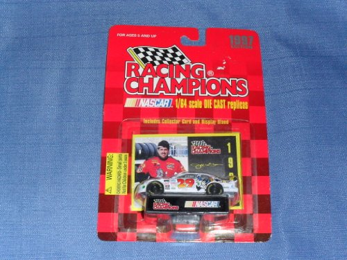 1997 Racing Champions # 29 Jeff Green 1/64 scale - 1