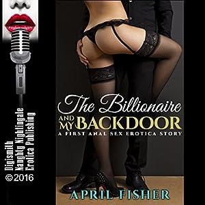 The Billionaire and My Backdoor Audiobook