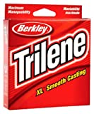 Berkley Trilene XL Smooth Casting Monofilament Economy Packs(4-Pound,Clear)