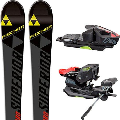 Fischer RC4Superior Pro Downhill Ski schwarz schwarz 170