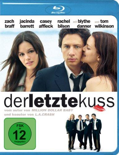 Der letzte Kuss [Blu-ray]