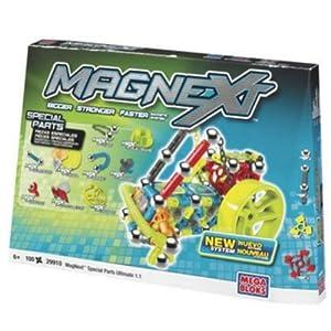 Mega Bloks Magnext 100 Count Special Parts Ultimate