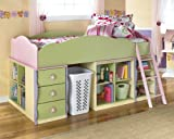 Doll House Youth Loft Bed