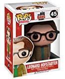 [UK-Import]Big Bang Theory Leonard Hofstadter Pop! Vinyl Figure