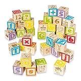 Maxim 50-Piece ABC Blocks Set