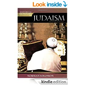 Historical Dictionary of Judaism (Historical Dictionaries of Religions, Philosophies, and Movements Series)