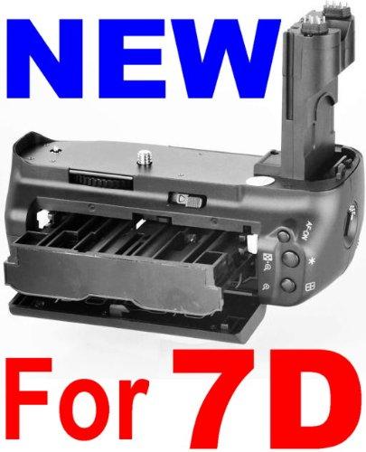 BG-E7 Battery Grip for Canon EOS 7D Digital SLR Camera