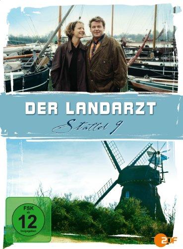 Der Landarzt - Staffel 09 [3 DVDs]