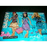 Barbie Fashionistas Day Looks Clothes Sassy Vacation Fashion (2011)