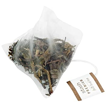 Asian Pear Dragonwell Pyramid Sachet