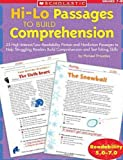 img - for By Michael Priestly Hi/lo Passages To Build Reading Comprehension: 25 High-Interest/Low Readability Fiction and Nonficti book / textbook / text book