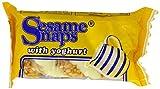 Blue Label Sesame Snaps Bar 30 g (Pack of 24)