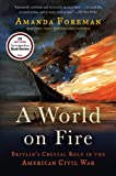 img - for A World on Fire: Britain's Crucial Role in the American Civil War book / textbook / text book