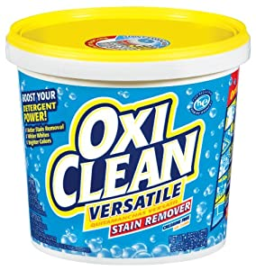 Oxiclean Versatile Stain Remover, 6 Pounds