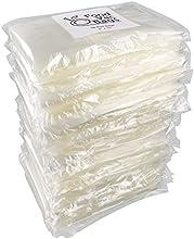 BULK BUY 900 Pint Bags 6quot X 10quot FoodVacBags 4 mil Vacuum Sealer Bags