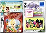 Tinkerbell 2: The Lost Treasure with Case Bundle - Nintendo DS