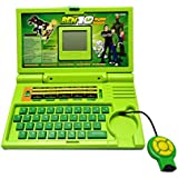 Lets Play ENGLISH LEARNER EDUCATIONAL LAPTOP FOR KIDS(GREEN)
