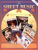 img - for The Sheet Music Reference & Price Guide, 2nd Edition by Anna Marie Guiheen (1995-05-01) book / textbook / text book