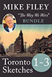 img - for Mike Filey's Toronto Sketches, Books 1-3 book / textbook / text book