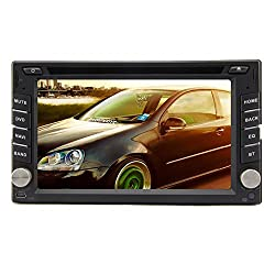See 6.2 INCH 2 din Android 4.2 Car DVD Player GPS Navigation Universal Car Radio Stereo+Capacitive Touch Screen and TPMS+Bult-in Microphone+ wifi +Car Audio Details