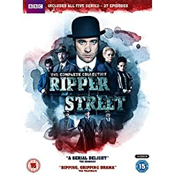 Ripper Street - Complete Box Set