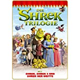 """Die Shrek Trilogie [3 DVDs]von """"Paramount"""""""