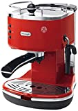 Kitchen - Delonghi Icona ECO311.R Pump Espresso Coffee Maker Red