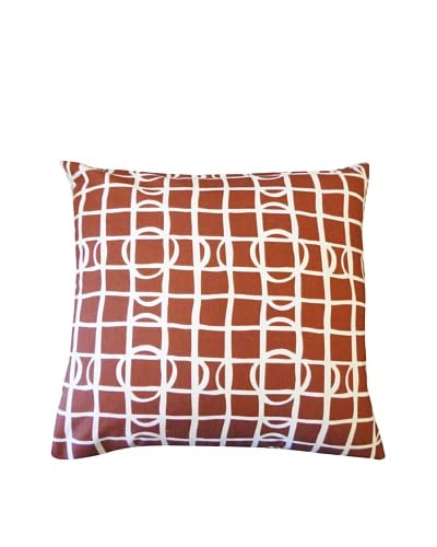 Pluto Throw Pillow, Brown As You See