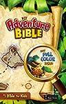 NIV, Adventure Bible, Hardcover, Full...
