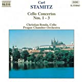 Cello Concertos 1 - 3 (Benda, Prague Co)