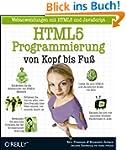 HTML5-Programmierung von Kopf bis Fu�...