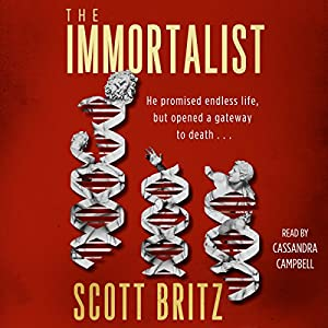 The Immortalist Audiobook