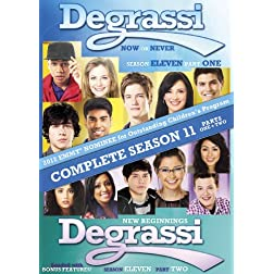 Degrassi Season 11: Complete Season