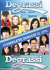 Degrassi Season 11: Complete Season [Import]