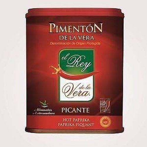 Pimonton Spanisch Heiß Geräuchertem Paprika 75G Dose