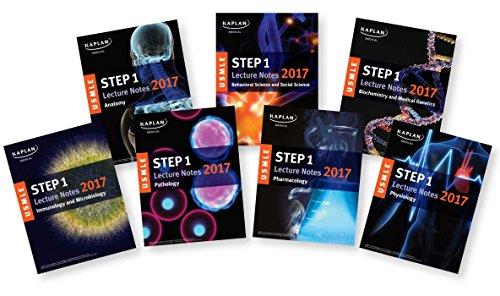 USMLE Step 1 Lecture Notes 2017 (USMLE Prep)