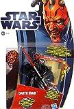 "Darth Maul Sith Lord mit ""Slashing Lightsaber"" Movie Heroes - Star Wars von Hasbro"