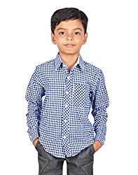 Gkidz Small Checked Shirt for Boys