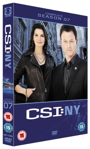 CSI: New York - Complete Season 7 [DVD]