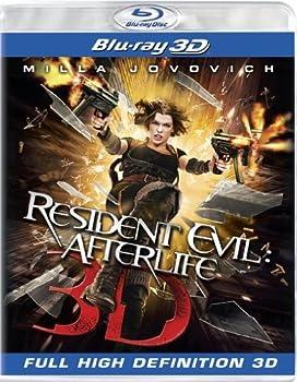 Resident Evil 3D on Blu-ray