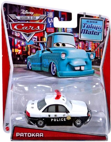 Disney/Pixar Cars, Toon Die-Cast Vehicle, Patokaa, 1:55 Scale - 1