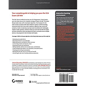 OCA: Oracle Certified Ass Livre en Ligne - Telecharger Ebook