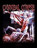 Cannibal Corpse Tomb Of The Mutilated Official Back Patch (36cm x 29cm)