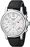 Chopard Men's 168511-3015_RBK Miglia Black Rubber Strap Watch